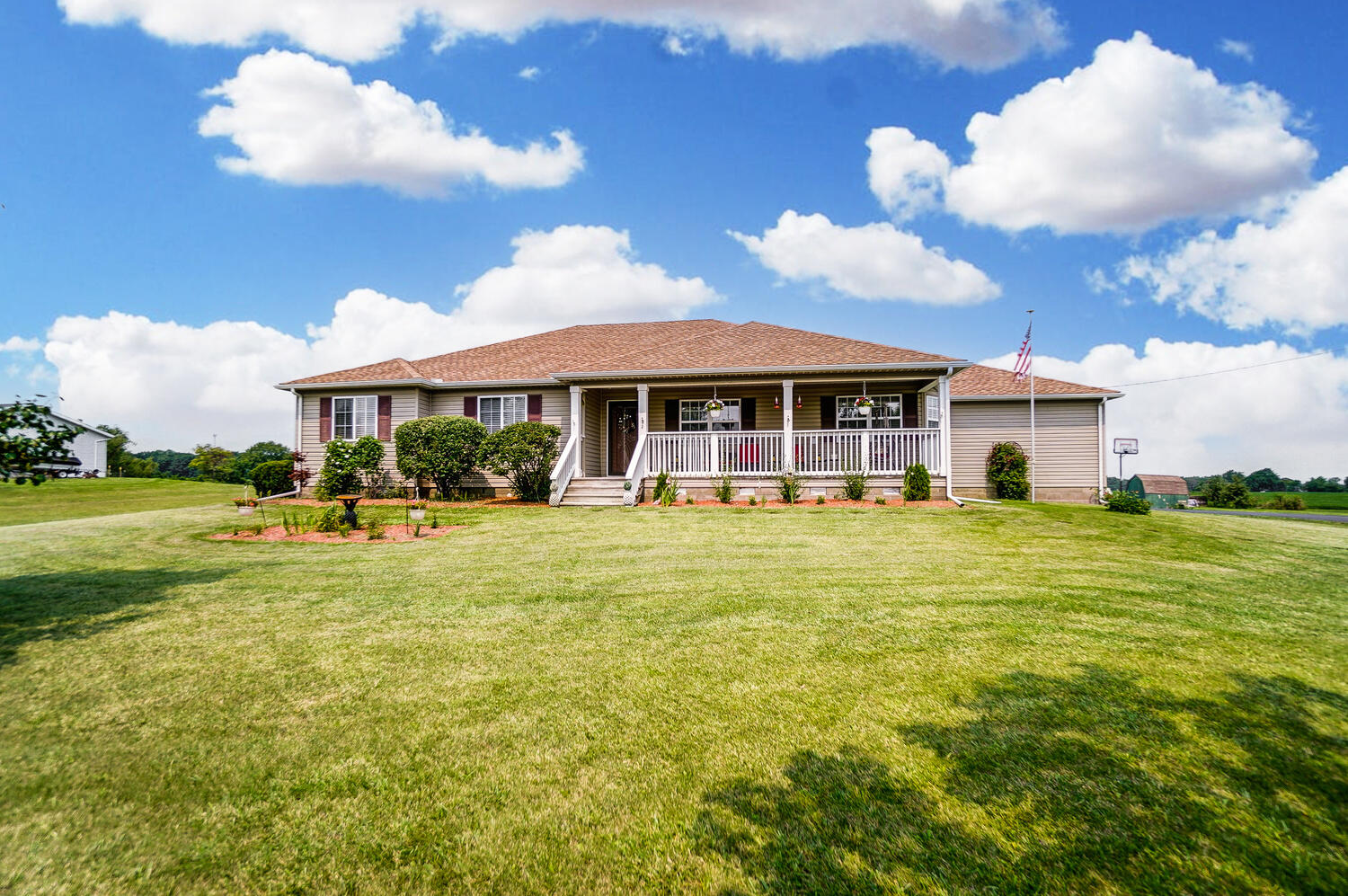 6535 Clymer Road Property Photo