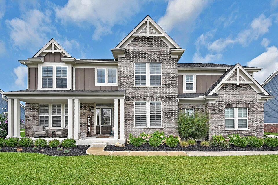 769 Meadow Ridge Way Property Photo