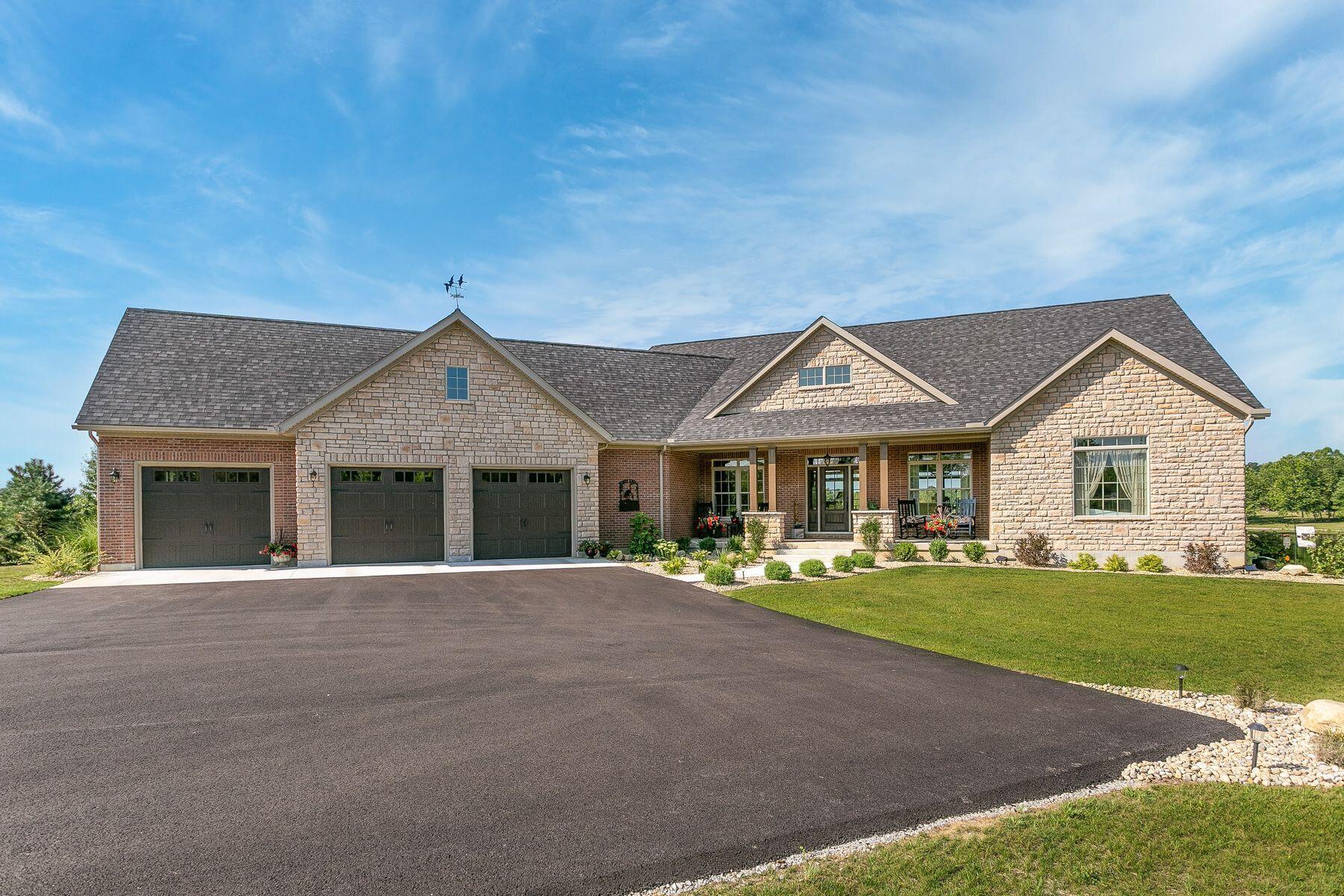 9842 N Piqua Lockington Road Property Photo 1