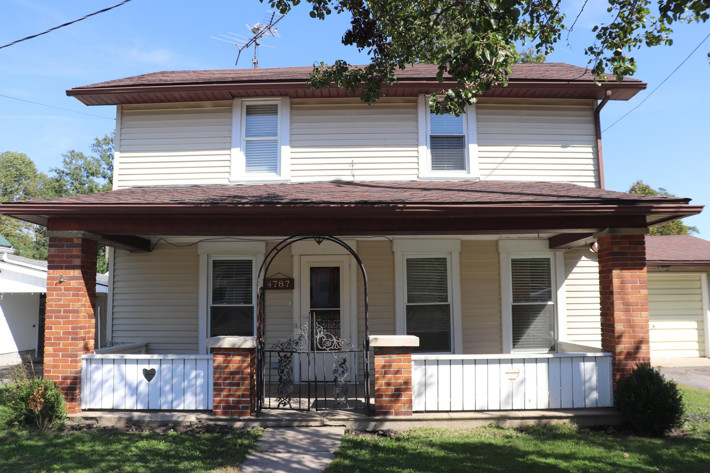 4787 Columbus Street Property Photo