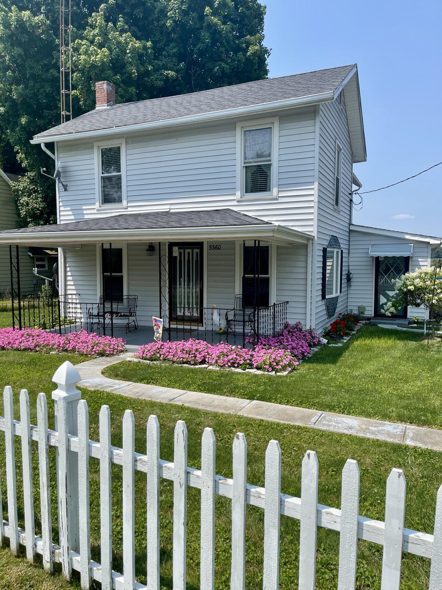 5360 Mingo Lewisburg Road Property Photo 1