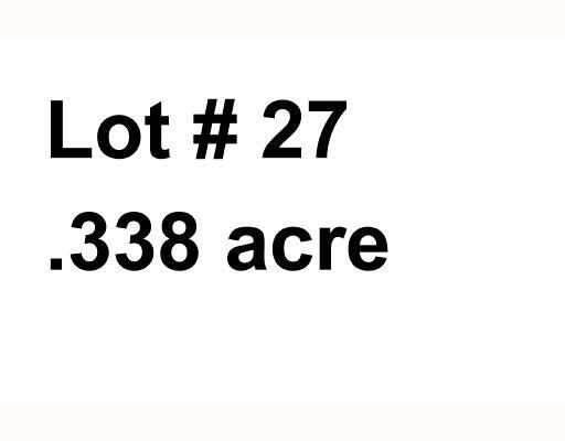 Lot 27 Canal View Real Estate Listings Main Image
