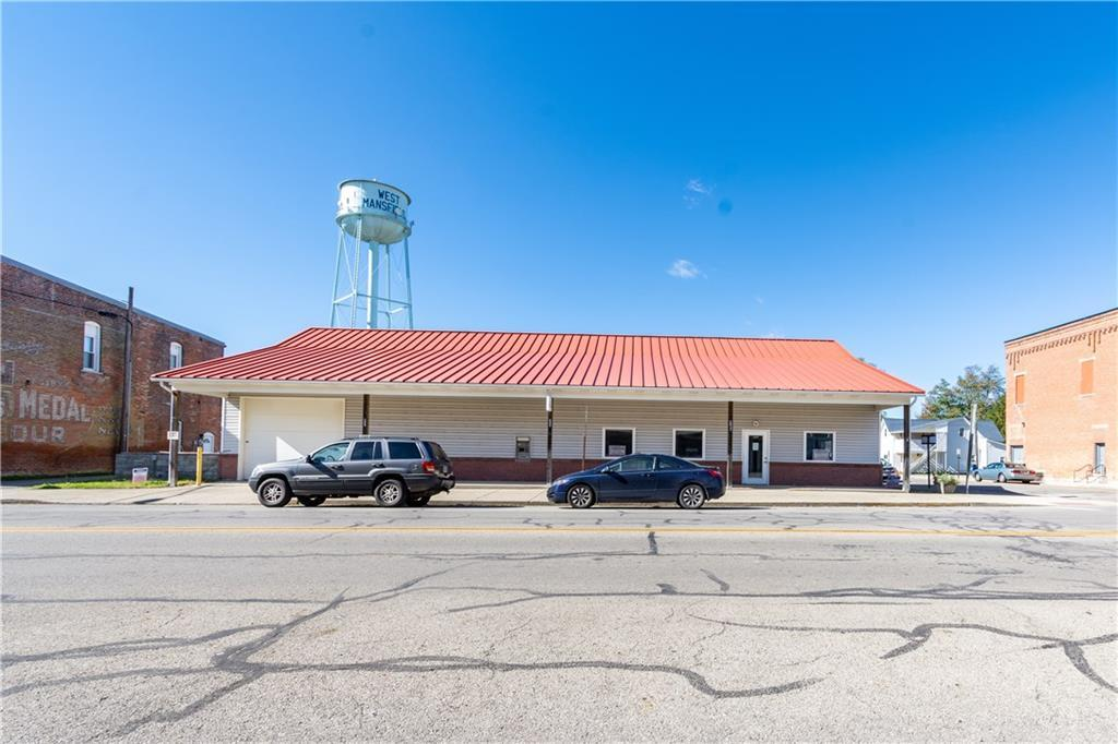 116 MAIN Property Photo - West Mansfield, OH real estate listing