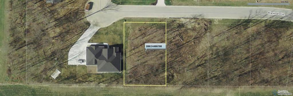 725 Briarwood (lot 156) Drive Property Photo