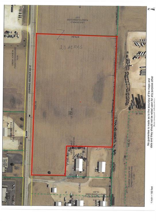 5307 Sebring Warner Road Property Photo 1