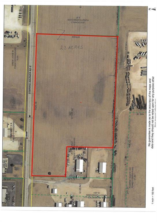 5307 Sebring Warner Road Property Photo
